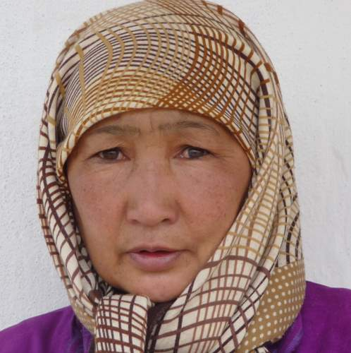 Woman in Murghab